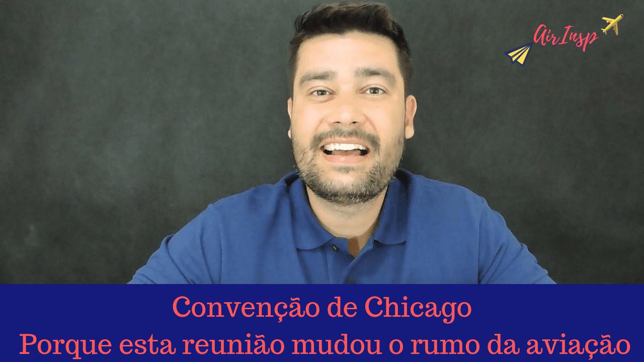 Convenção de Chicago: Porque esta reunião mudou o rumo da aviação – Podcast
