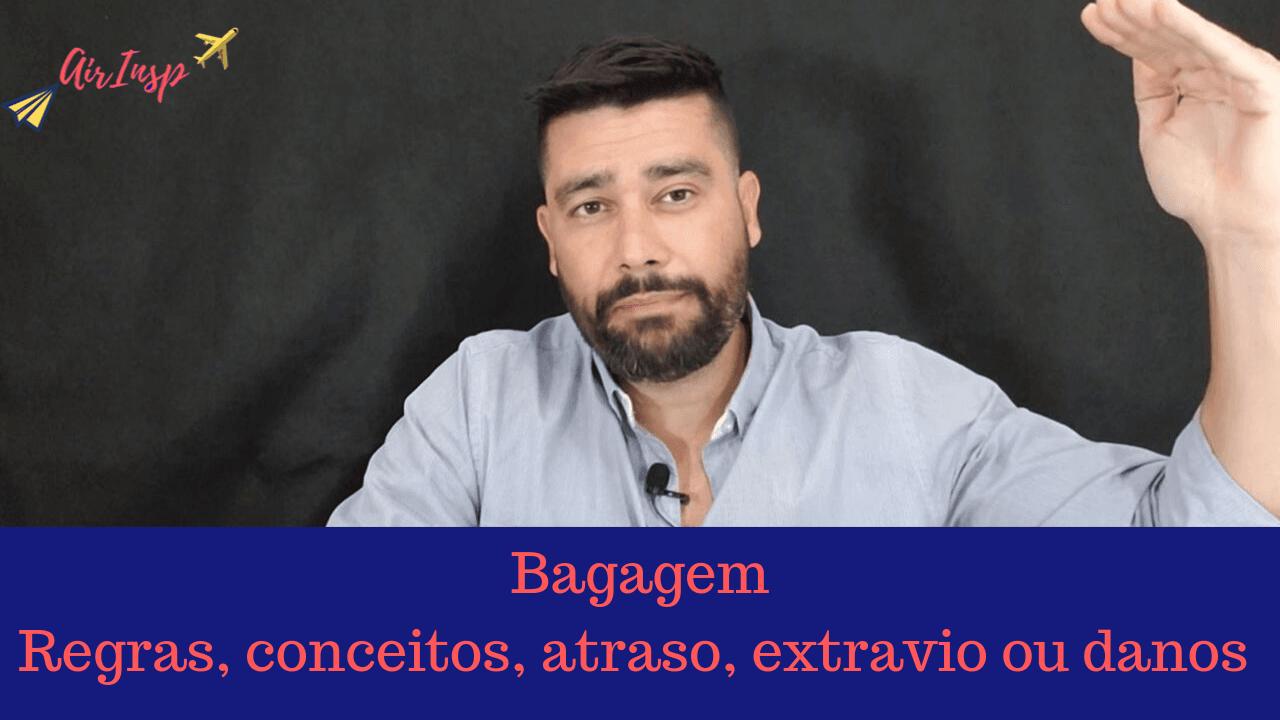 Bagagem: Tudo que os passageiros precisam saber – Podcast