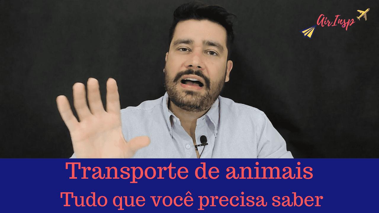 Tudo que você precisa saber sobre transporte de animais – PodCast
